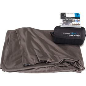 Cocoon Travel Blanket CoolMax charcoal
